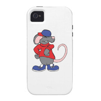COOL RAT CASE FOR THE iPhone 4