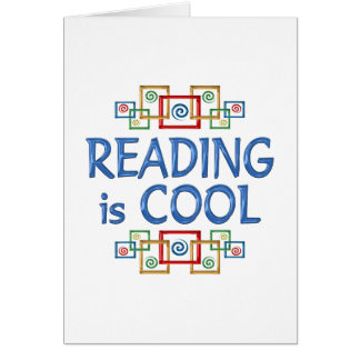 Cool Reading Cards