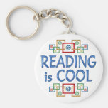 Cool Reading Key Chain