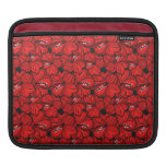 Cool  red flowers sleeve sleeve for iPads