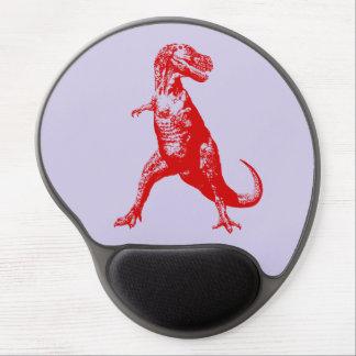 Cool red Tyrannosaurus Rex (T-Rex) dinosaur… Gel Mouse Pad