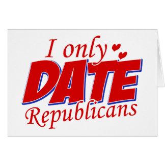 Cool Republican Party designs Card