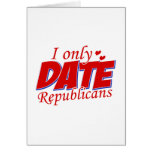 Cool Republican Party designs Greeting Card