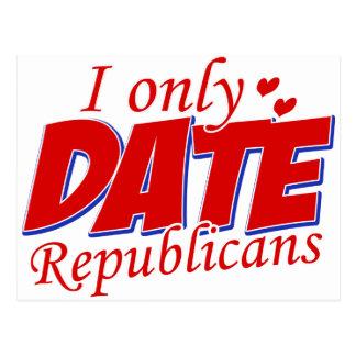 Cool Republican Party designs Postcard