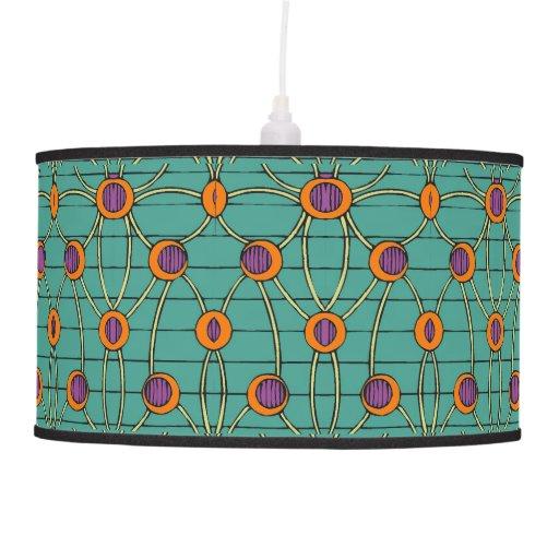 Cool Retro 50s Design Hanging Lamp