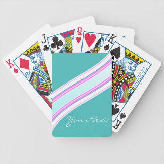 Cool Retro Design Playing Cards