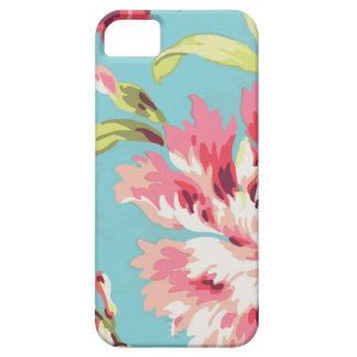 Cool Retro Floral iPhone SE/5/5s Case