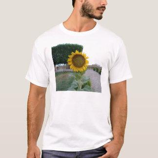 Cool Retro Trendy Hakuna Matata Gifts Sunflower de T-Shirt