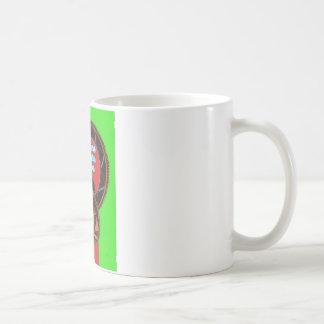 Cool Retro Vintage Hakuna Matata Gifts Kenya Guard Classic White Coffee Mug