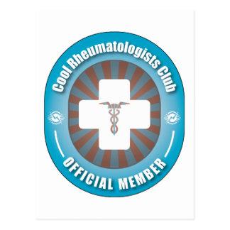 Cool Rheumatologists Club Postcard