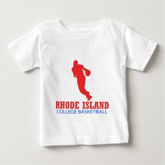 cool Rhode Island basketball DESIGNS Baby T-Shirt