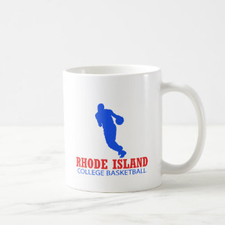 cool Rhode Island basketball DESIGNS Coffee Mug