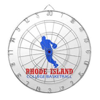 cool Rhode Island basketball DESIGNS Dart Board