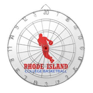 cool Rhode Island basketball DESIGNS Dart Boards