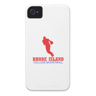 cool Rhode Island basketball DESIGNS iPhone 4 Case