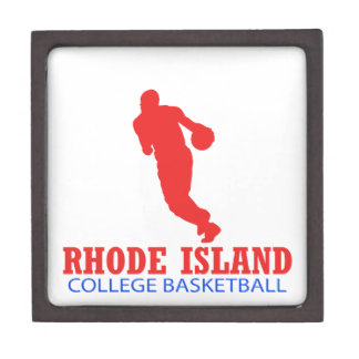 cool Rhode Island basketball DESIGNS Jewelry Box
