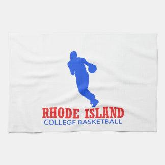 cool Rhode Island basketball DESIGNS Kitchen Towels