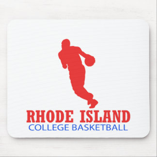 cool Rhode Island basketball DESIGNS Mouse Pad