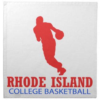 cool Rhode Island basketball DESIGNS Napkin