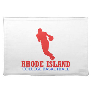 cool Rhode Island basketball DESIGNS Placemat