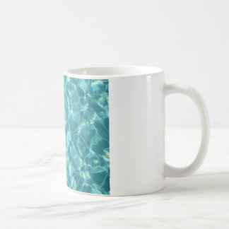 Cool ripples of water coffee mug