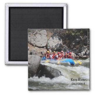 Cool River Rafting Magnet! Magnet