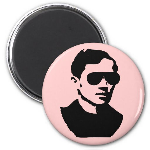 Cool Rizal (Magnet) 2 Inch Round Magnet