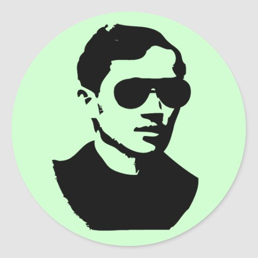 Cool Rizal (Stickers)