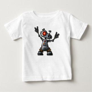 Cool Robot Baby T-Shirt