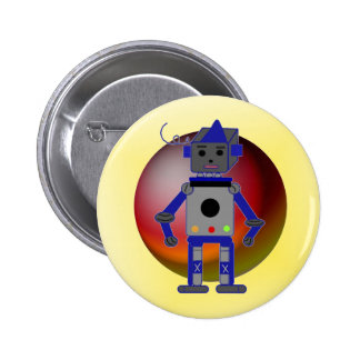 Cool Robot Pin