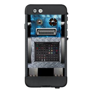 Cool Robot Futuristic Iphone Case
