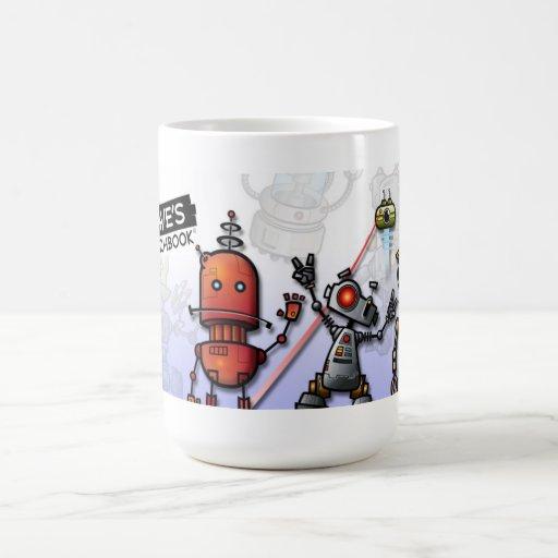 Cool Robot Mug