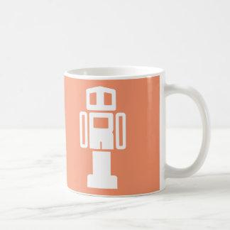 Cool Robot Puzzle Mug
