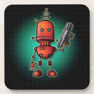 Cool Robot Sam coaster