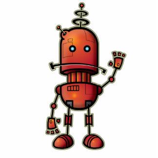 Cool Robot Sam sculpture