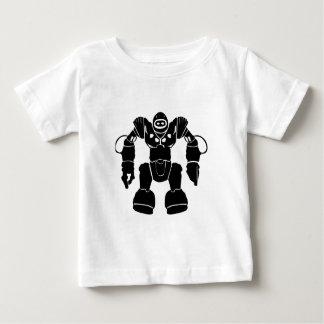 Cool Robot Soldier Robotics Design Apparel Baby T-Shirt