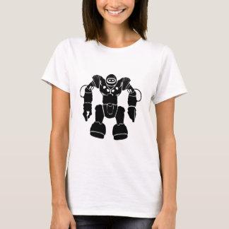 Cool Robot Soldier Robotics Design Apparel T-Shirt
