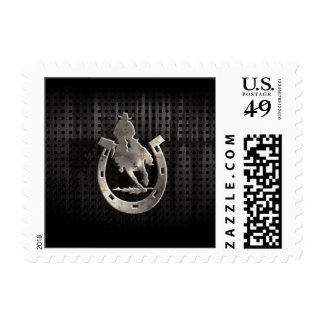 Cool Rodeo Postage