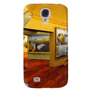 Cool Rooms by Lenny art Galaxy S4 Covers