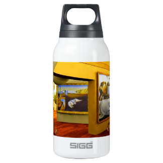 Cool Rooms by Lenny art SIGG Thermo 0.3L Insulated Bottle