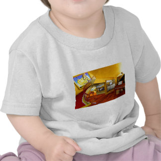 Cool Rooms by Lenny art T Shirt