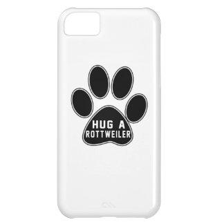 Cool Rottweiler Designs iPhone 5C Cases