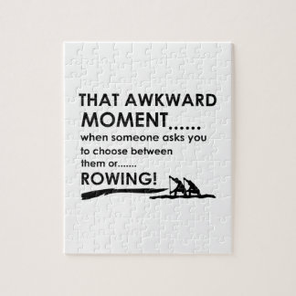 Cool rowing  designs puzzle