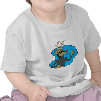 Cool Rudolph T-shirts