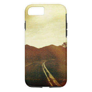 Cool Rugged Mountain Road iPhone 7 Case