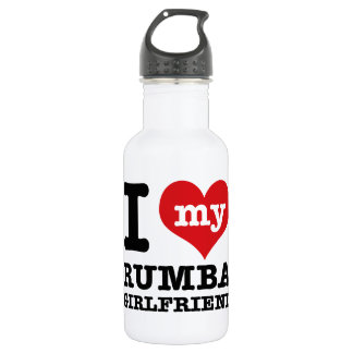 Cool Rumba designs Water Bottle