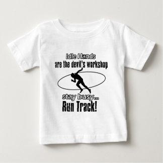 Cool run designs baby T-Shirt