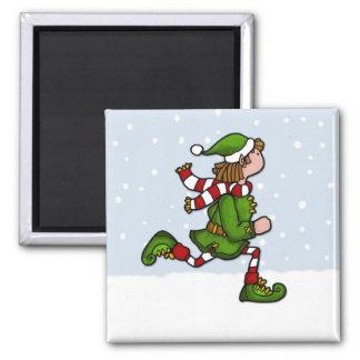 cool runnings elf magnet