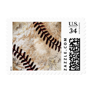 Cool Rustic Baseball Stamps in many Denominations