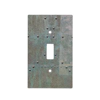 Rusty Metal Light Switch Covers Rusty Metal Wall Switch